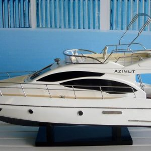 1960-11593-Azimut-40-wooden-model-ship