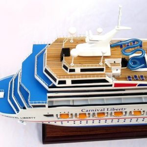 1963-11612-Carnival-Liberty-wooden-model-boat