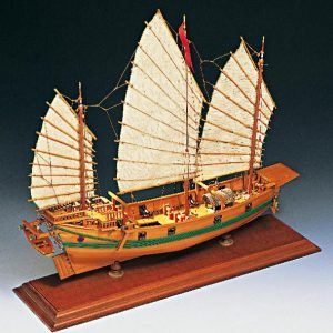 1971-11630-Chinese-Pirate-Junk-Boat-Kit-Amati-1421
