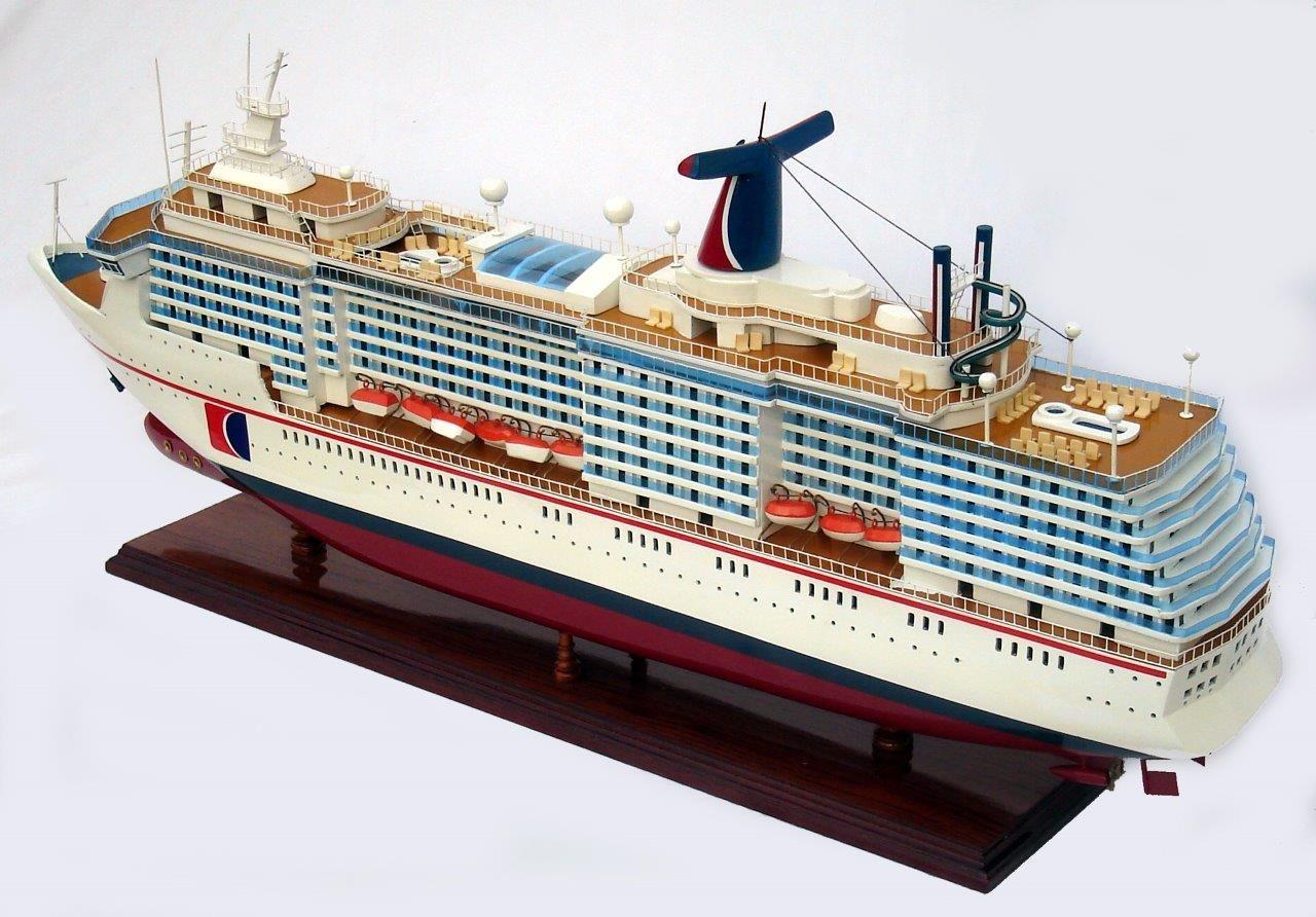 1984-11658-Carnival-MiracleI-model-boat