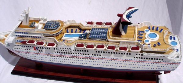 1985-11667-Carnival-Paradise-wooden-model-boat
