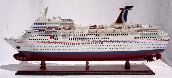 1985-11670-Carnival-Paradise-wooden-model-boat