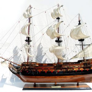 Wapen von Hamburg III Model Ship - GN (TS0117W)