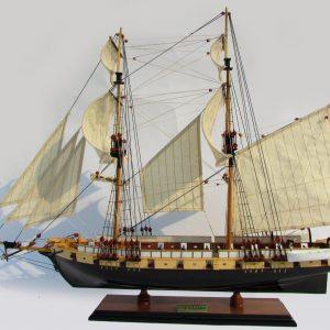 USS Niagara Wooden Model Ship - GN (TS0113P)