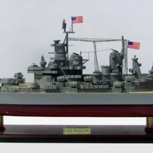 USS Missouri Model Boat - GN (BT0026P)