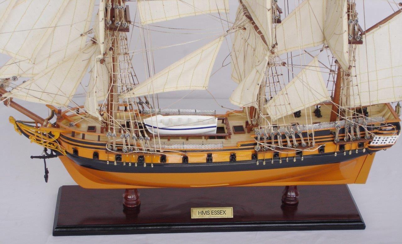 2020-11873-HMS-Essex-Model-Ship