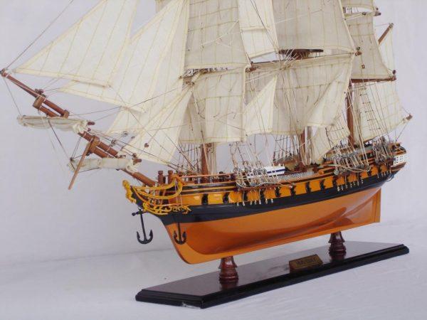 2020-11874-HMS-Essex-Model-Ship