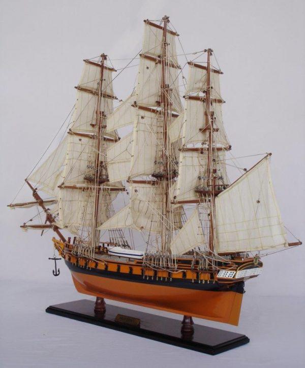 2020-11877-HMS-Essex-Model-Ship