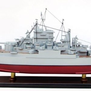 2021-12807-USS-California-ship-model