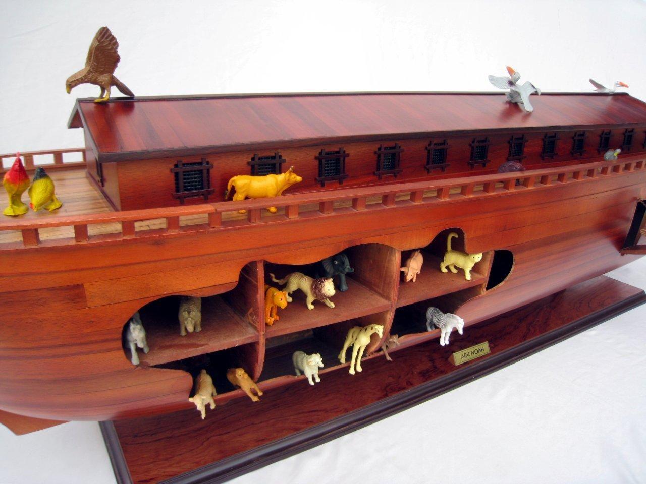 2043-12565-Noahs-Ark-Model-Boat