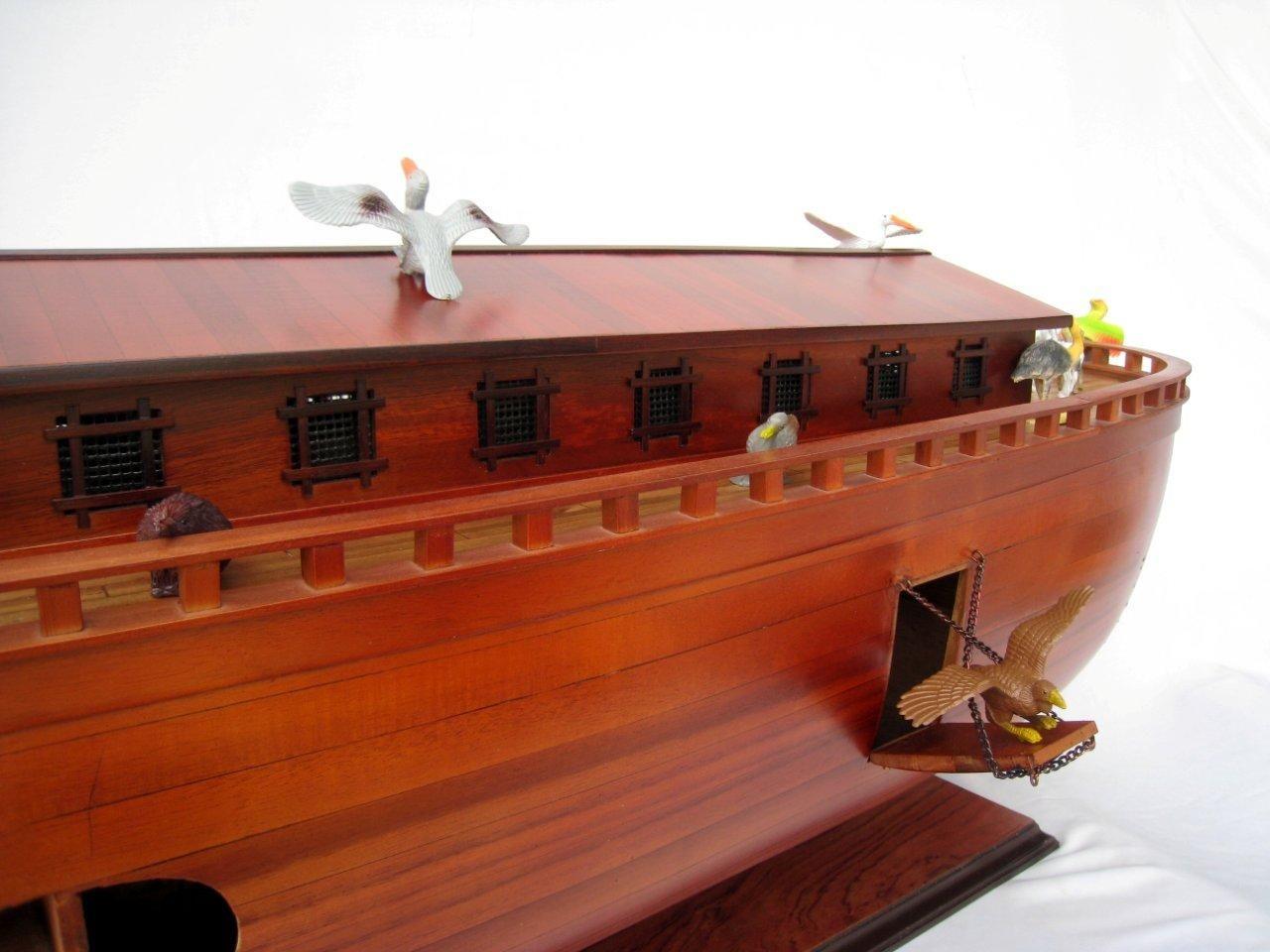 2043-12575-Noahs-Ark-Model-Boat