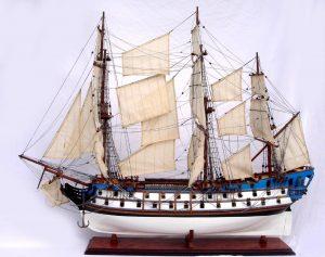 2073-12272-Le-Protecteur-Model-Ship