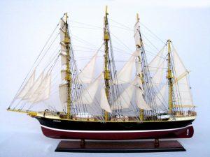 2085-12373-Parma-Wooden-Model-Ship