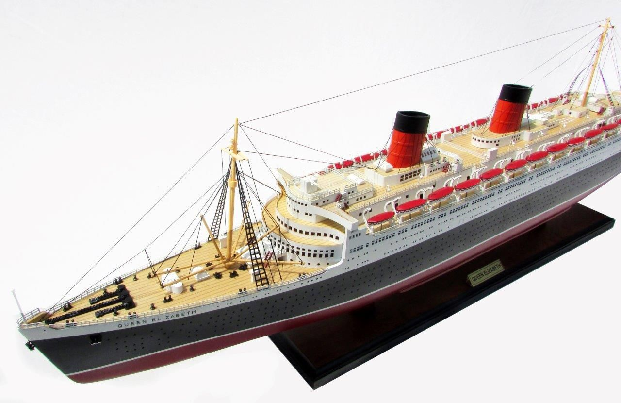 2087-12387-Queen-Elizabeth-Model-Ship