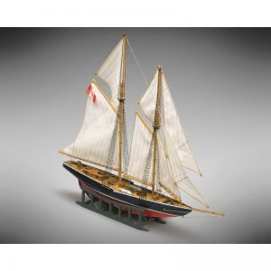 2106-12694-Bluenose-Ship-Model-Kit-Mini-Mamoli-MM11