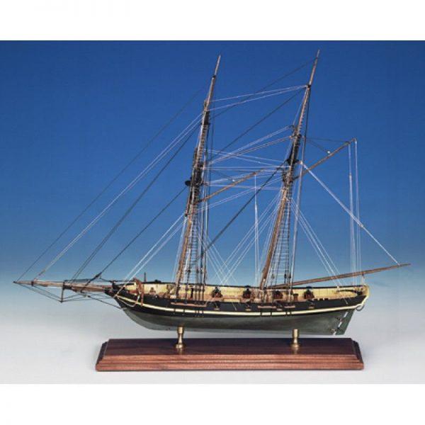 Dapper Tom Baltimore Clipper Ship Model Kit - Model Shipways (MS2003)
