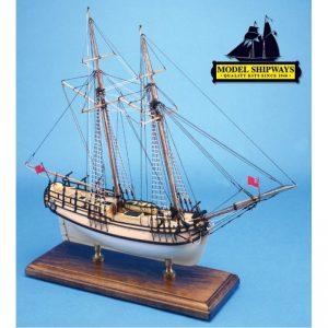 Sultana Model Ship Kit - Model Shipways (MS2016)