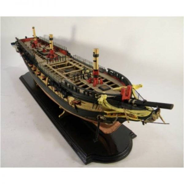 USS Essex, Frigate (1799) - Model Shipways (MS2041)