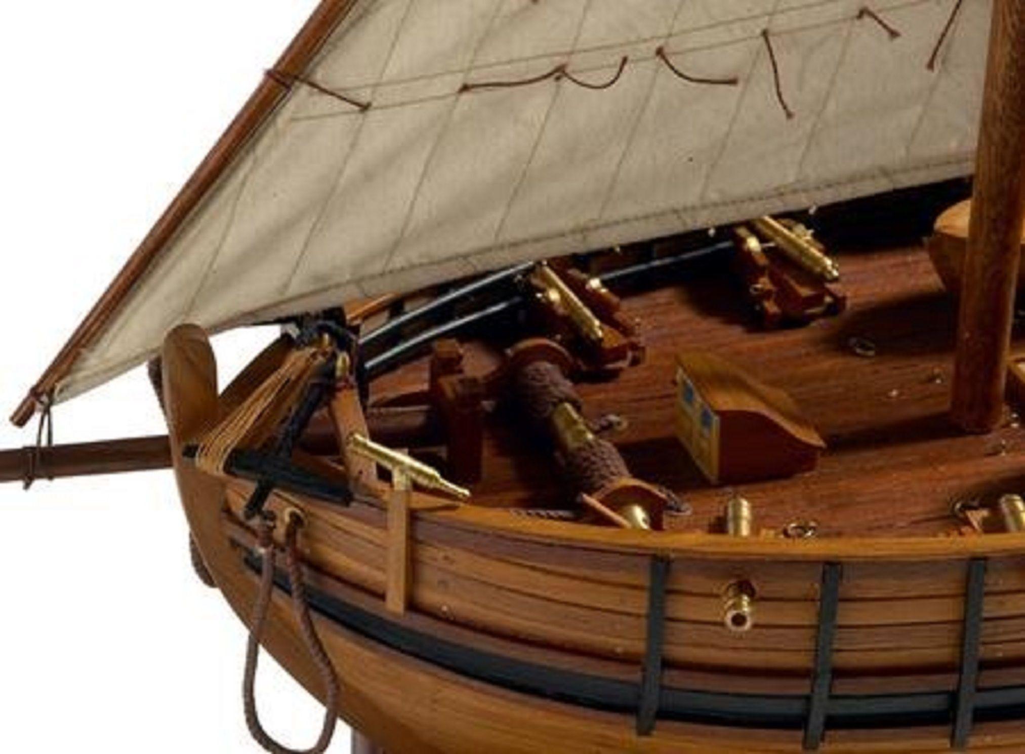 217-7201-Caravel-model-ship-Premier-Range