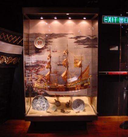 228-6943-Batavia-model-ship-Premier-Range