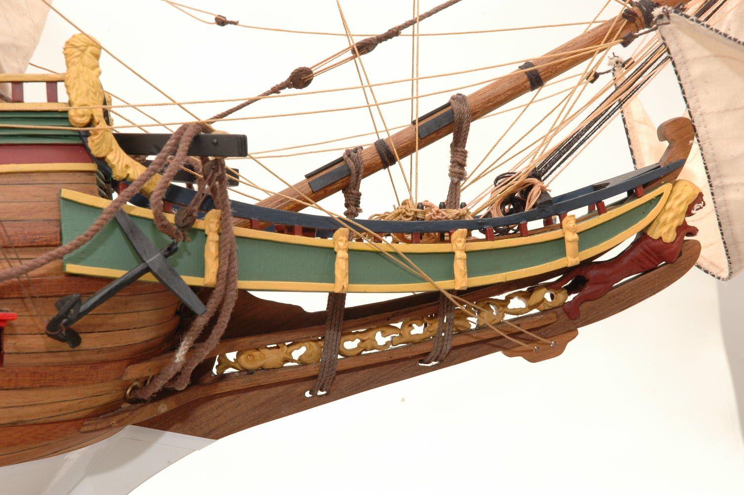 228-6950-Batavia-model-ship-Premier-Range