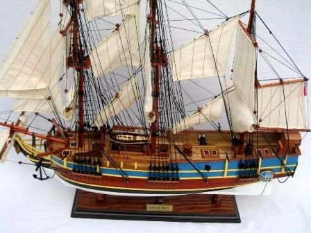 2384-HMS-Bounty-model-ship-Standard-Range
