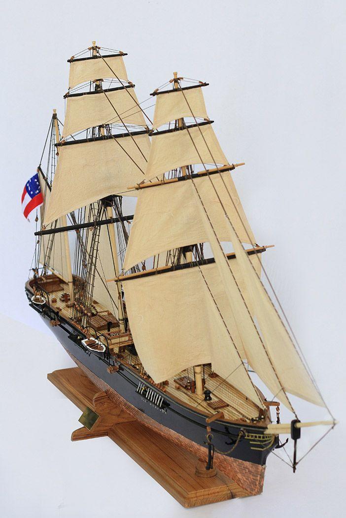 2528-14361-Alabama-Model-Ship