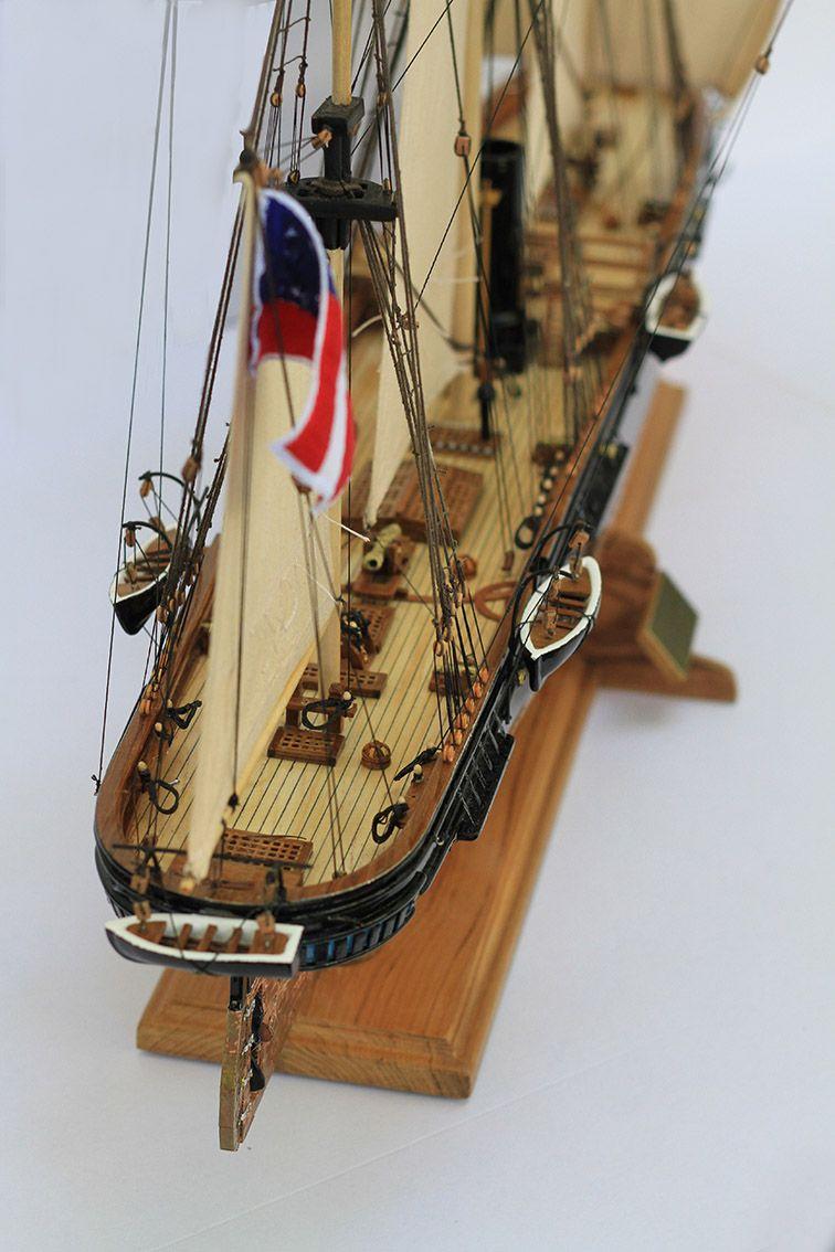 2528-14364-Alabama-Model-Ship
