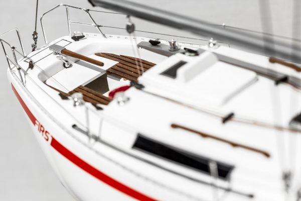 2531-14404-Beneteau-First-30-Model-Yacht-Superior-Range