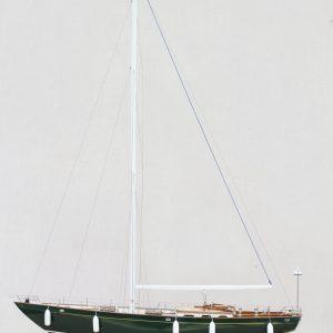 2532-14392-70ft-Hoeck-Design-Model-Sailing-Boat-Superior-Range