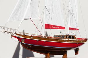 2534-14413-Akhenaton-Wooden-Model-Ship-Superior-Range