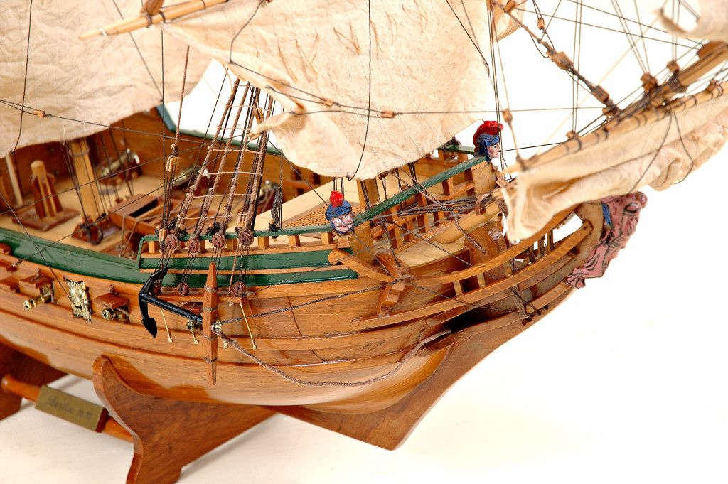 Berlin Ship Model (Superior Range) - HM