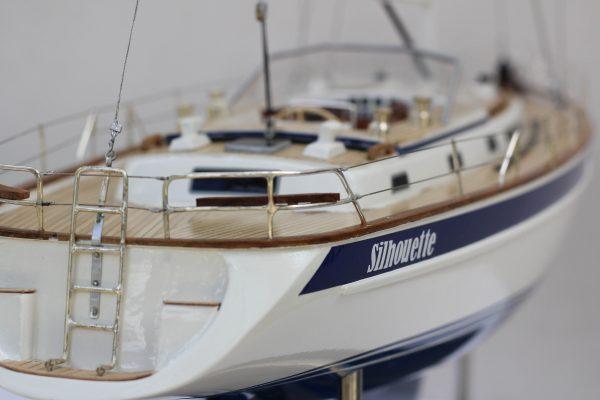 2541-14436-Halberg-Rassy-42-Model-Sailing-Boat-Superior-Range