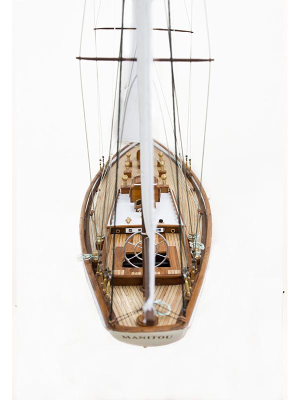 2551-14504-Manitou-Wooden-Model-Yacht-Superior-Range