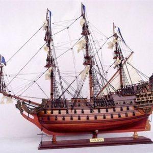 Soleil Royal Model Ship (Standard Range) - GN (TS0011W-80)