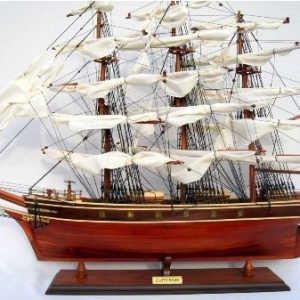Cutty Sark Tall Ship Model (Standard Range) - GN (TS0022W-70)