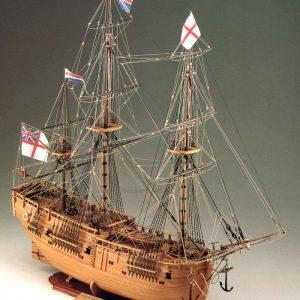 409-8005-HMS-Endeavour-Model-Ship-Kit