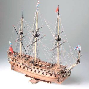 HMS Neptune 1700 Model Ship Kit - Corel (SM58)