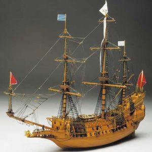 La Couronne Model Ship Kit 1 - Mantua Models (778)