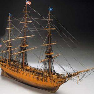 USS Constitution Model Ship Kit - Mantua Models (779)