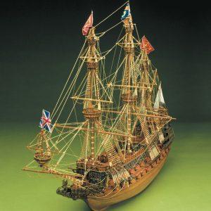 Sovereign of the Seas Model Ship Kit - Sergal (787)