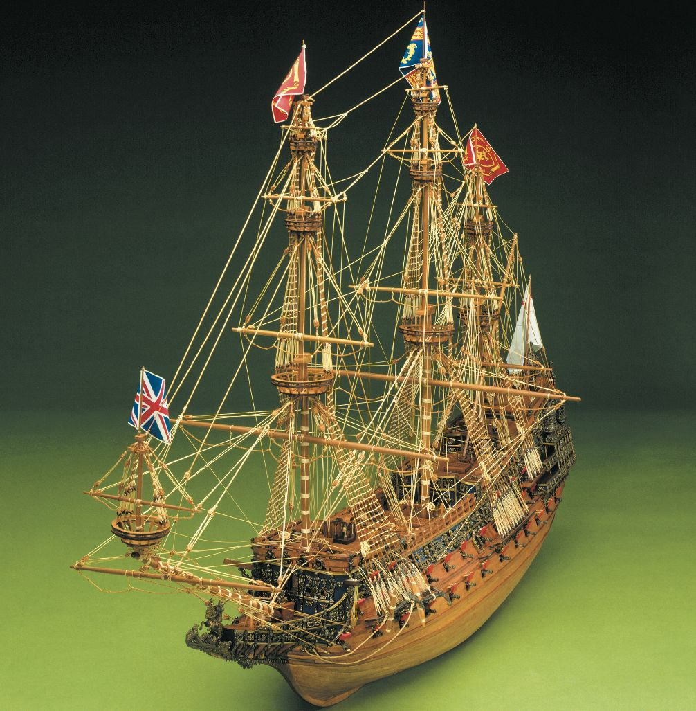 432-13793-Sovereign-of-the-Seas-Model-Ship-Kit-Sergal-787