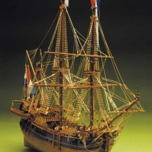 434-8034-Dutch-Whaler-Ship-Model-Kit