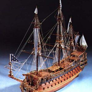 Soleil Royal Model Ship Kit - Sergal (796)