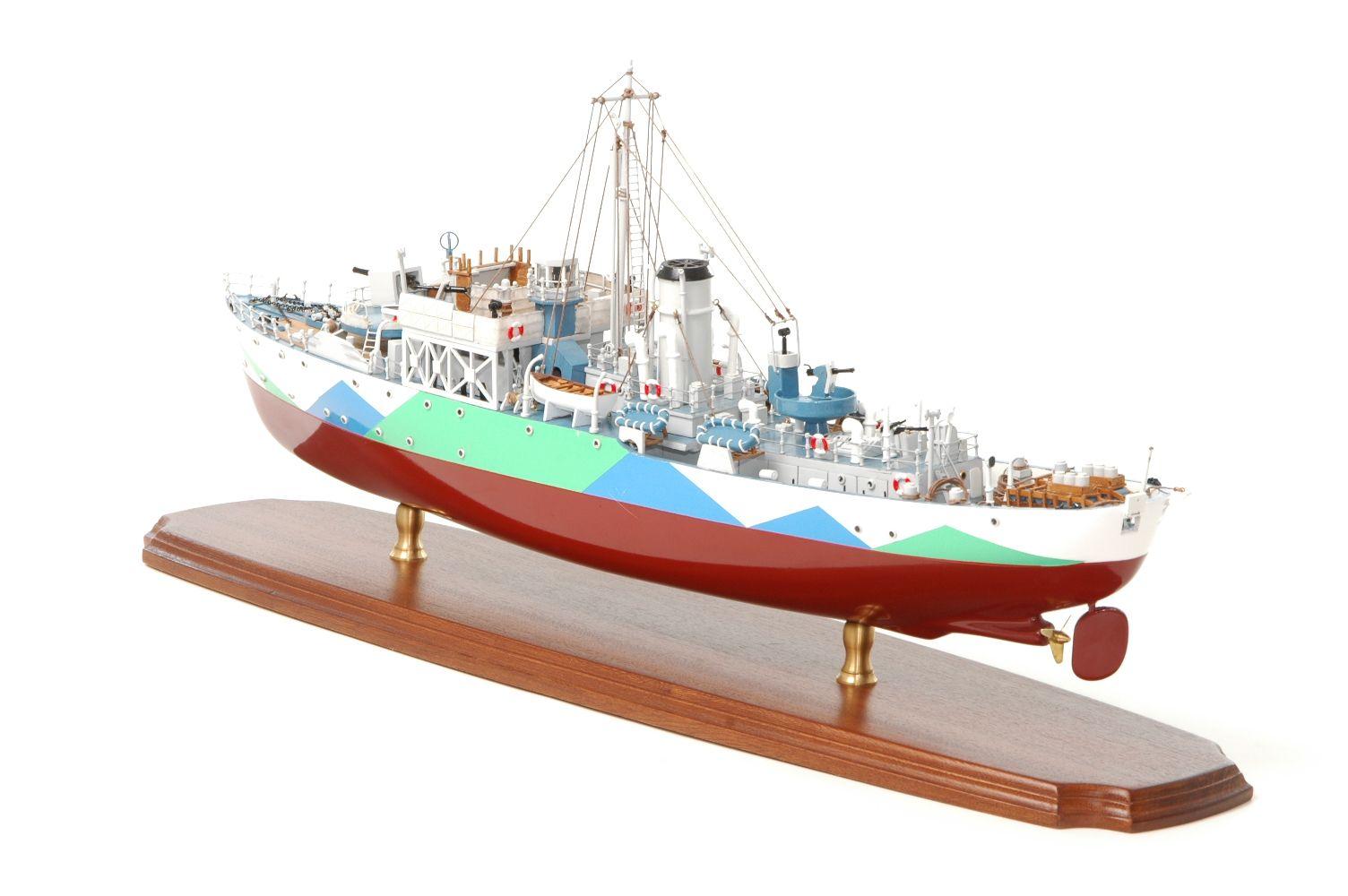 473-8720-Montbretia-Model-War-Ship
