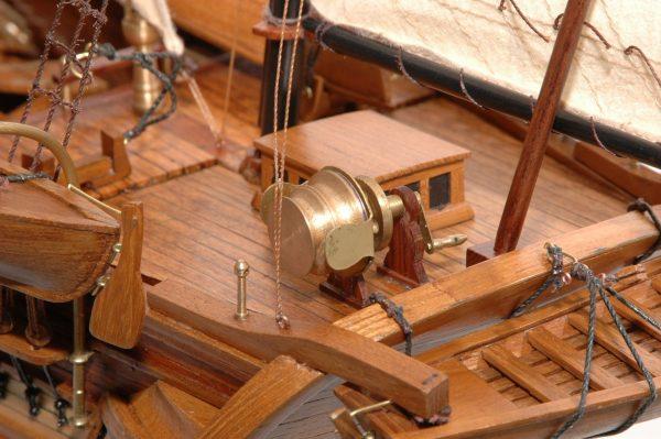 596-7312-HMS-Beagle-Model-Ship-Premier-Range