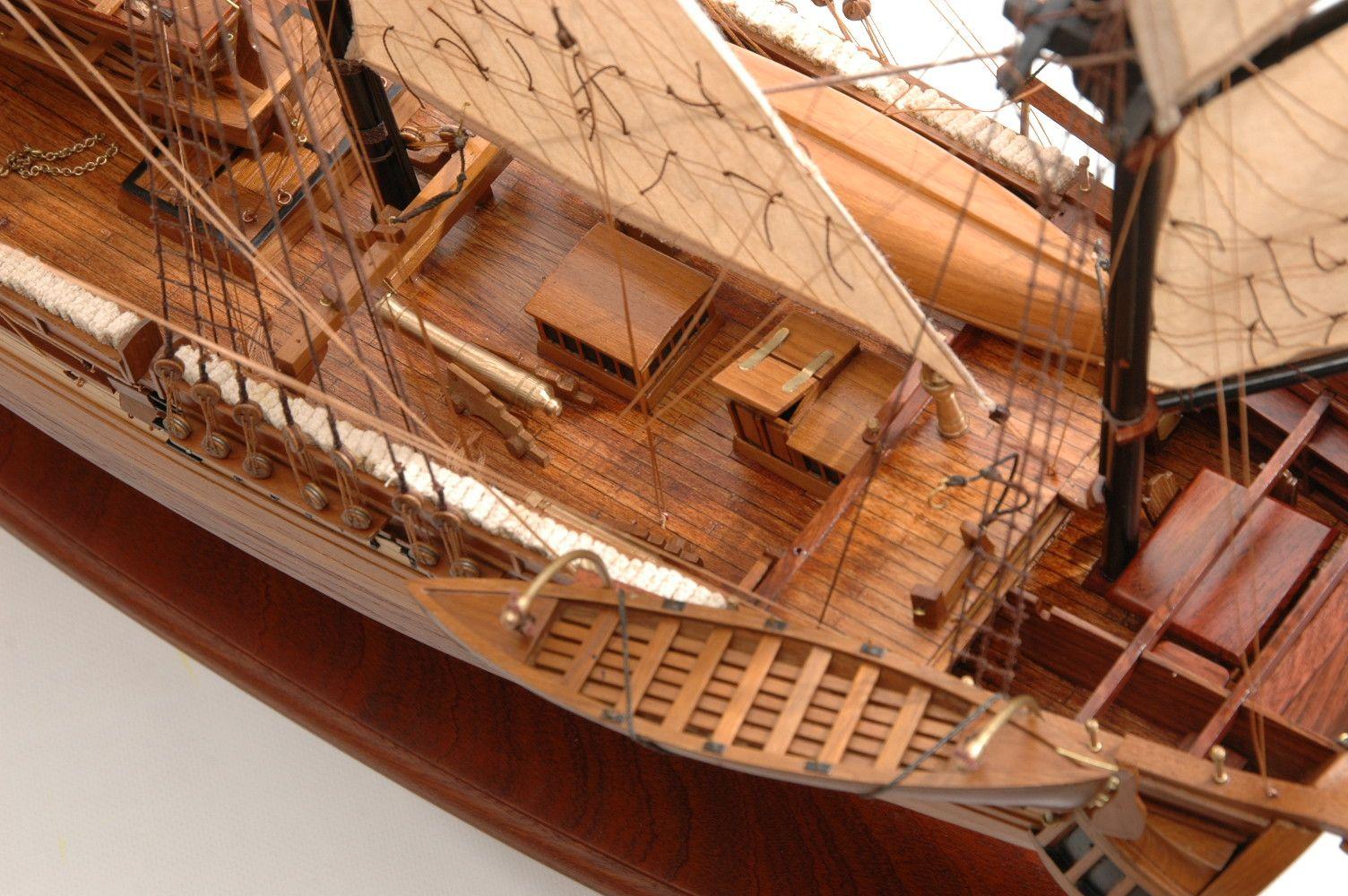 596-7314-HMS-Beagle-Model-Ship-Premier-Range