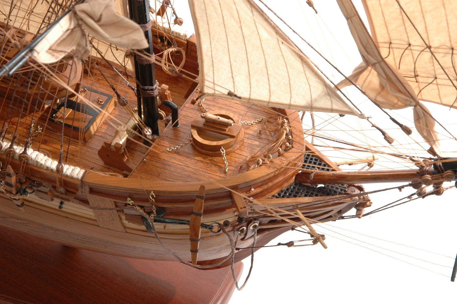 596-7316-HMS-Beagle-Model-Ship-Premier-Range