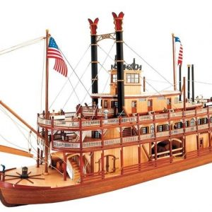 617-7957-Mississippi-2-Model-Boat-Kit