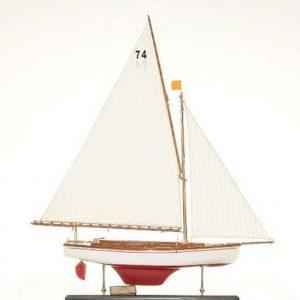 665-7624-Silver-Cloud-Model-Yacht-Premier-Range